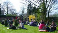 Birmingham Buddhist Centre Lawn talk