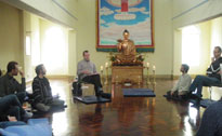 Birmingham Buddhist Centre talk